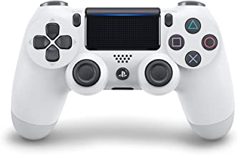Sony Dualshock 4 Wireless Controller for PlayStation 4 - Glacier White - PlayStation 4