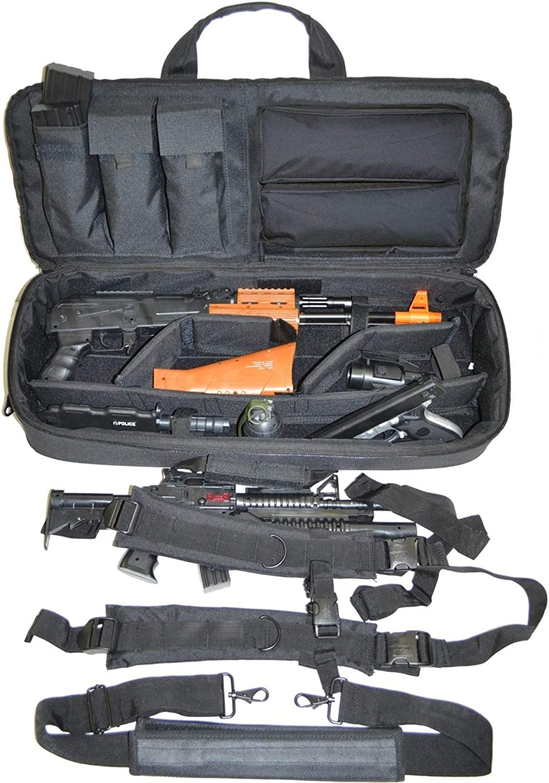 Very popular Explorer R30 YKK Heavy-Duty 3 CASE Rifles 30 Inch Black Recommendation