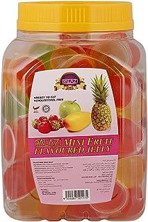 Palazi Mini Fruit Flavoured Jelly, 1.6 kg