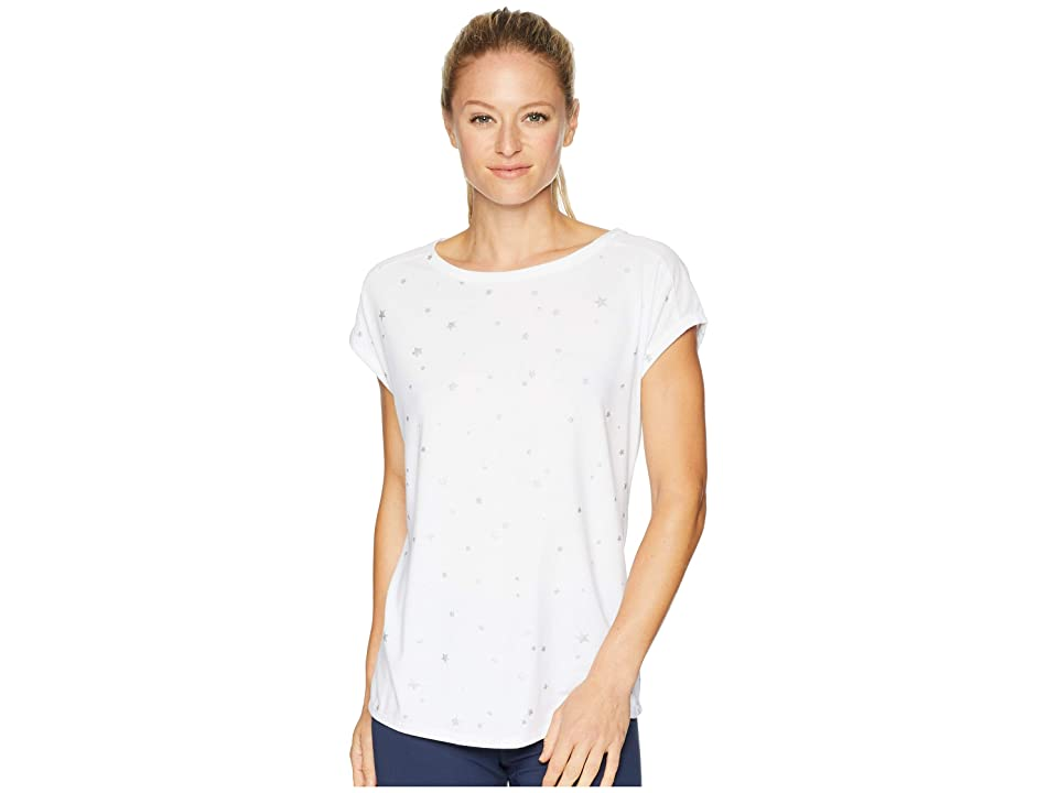 Jockey Active Starlight Tee (Pure White) Women