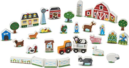 Best melissa and doug farm and tractor set Reviews