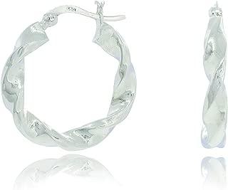 Best bali silver hoop earrings Reviews