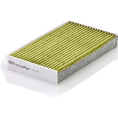 Original Mann Filter Innenraumfilter Fp 26 005 Freciousplus Biofunktionaler Pollenfilter Für Pkw Auto