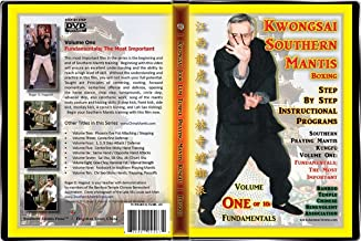 Southern Praying Mantis Kung Fu Volume One: Fundamentals; The Most Important