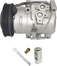 RYC Remanufactured AC Compressor Kit KT D016