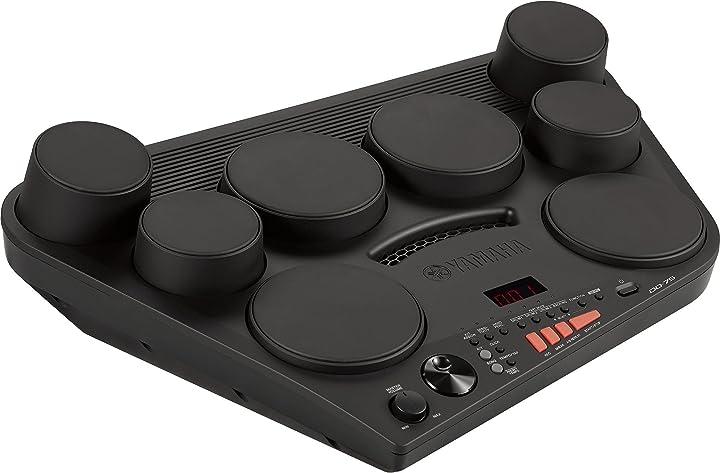 Batteria elettronica portatile yamaha musical instruments dd-75
