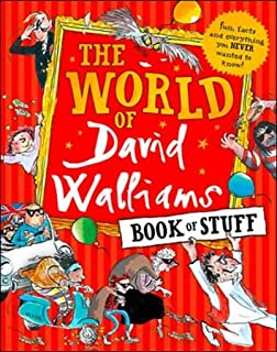 The World of David Walliams Book of Stuff: Fun, Facts and Everything You Never Wanted to Know