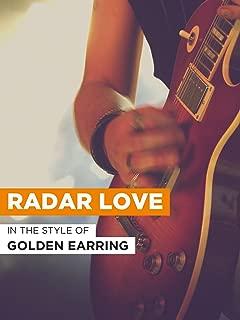 Radar Love