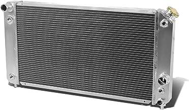 For Chevy Blazer/S10/GMC Jimmy/Sonoma 4.3L V6 Full Aluminum 3-Row Tri Core Racing Radiator