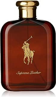 Ralph Lauren Polo Supreme Leather Eau de Parfum Spray for Men, 4 Ounce