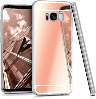 01605083908 kwmobile Funda para Samsung Galaxy S8 - Carcasa Protectora [Trasera] de  [TPU]