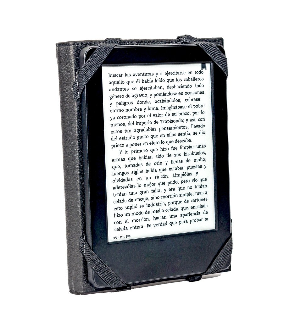 ANVAL Etui POUR EBOOK Energy SISTEM EREADER Slim HD: Amazon.es: Electrónica