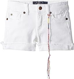 Lucky Brand Kids Jenna Colored Stretch Shorts (Toddler)