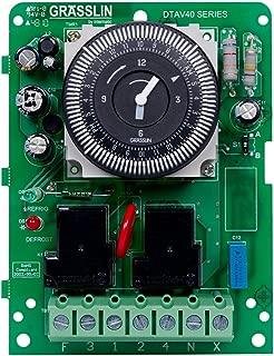 Intermatic DTAV40M Intermatic/Grasslin 120-240V 40A NEMA3R Defrosttmr