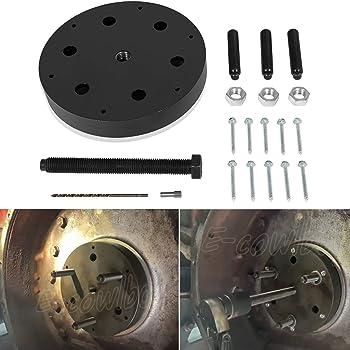 Bonbo 4918991 Front Crankshaft Seal /& Wear Sleeve Remover /& Installer Tool for Cummins ISX12 ISX15