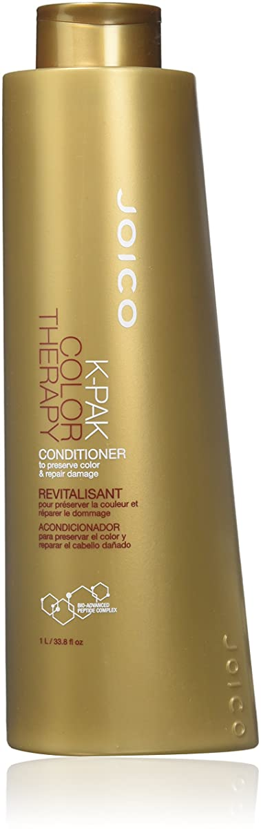 メダリスト成熟したスカープジョイコ K-Pak Color Therapy Conditioner - To Preserve Color & Repair Damage (Cap) 1000ml/33.8oz並行輸入品