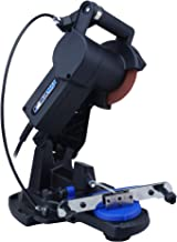 blue max electric chainsaw sharpener