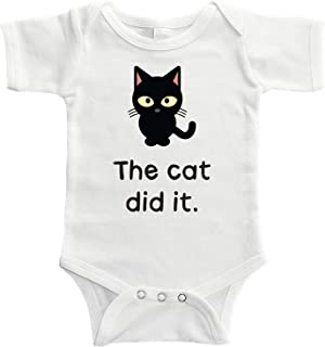 Starlight Baby The Cat Did It Bodysuit