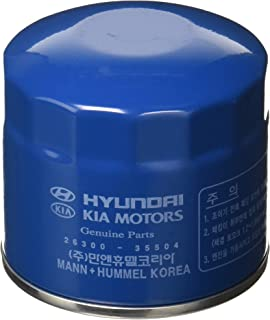 HYUNDAI 26300-35505 Oil Filter (New Version of 35504)