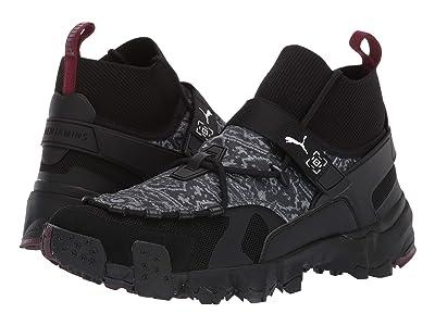 PUMA Trailfox Les Benjamins Sneaker (PUMA Black) Men
