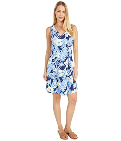 Tommy Bahama Bahama Blossoms Short Dress
