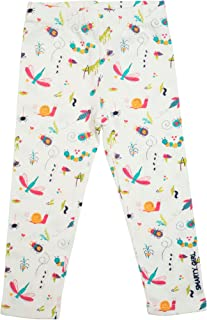 Smarty Girl Toddler Leggings 12M-5Y | Empowering Science and STEM Organic Pants