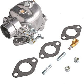 MOSTPLUS Carburetor Carb Carby for Ford Tractor 2N 8N 9N Replaces 8N9510C-HD, 8N9510C, TSX241B, TSX-241B, TSX241C, TSX-241C, TSX33