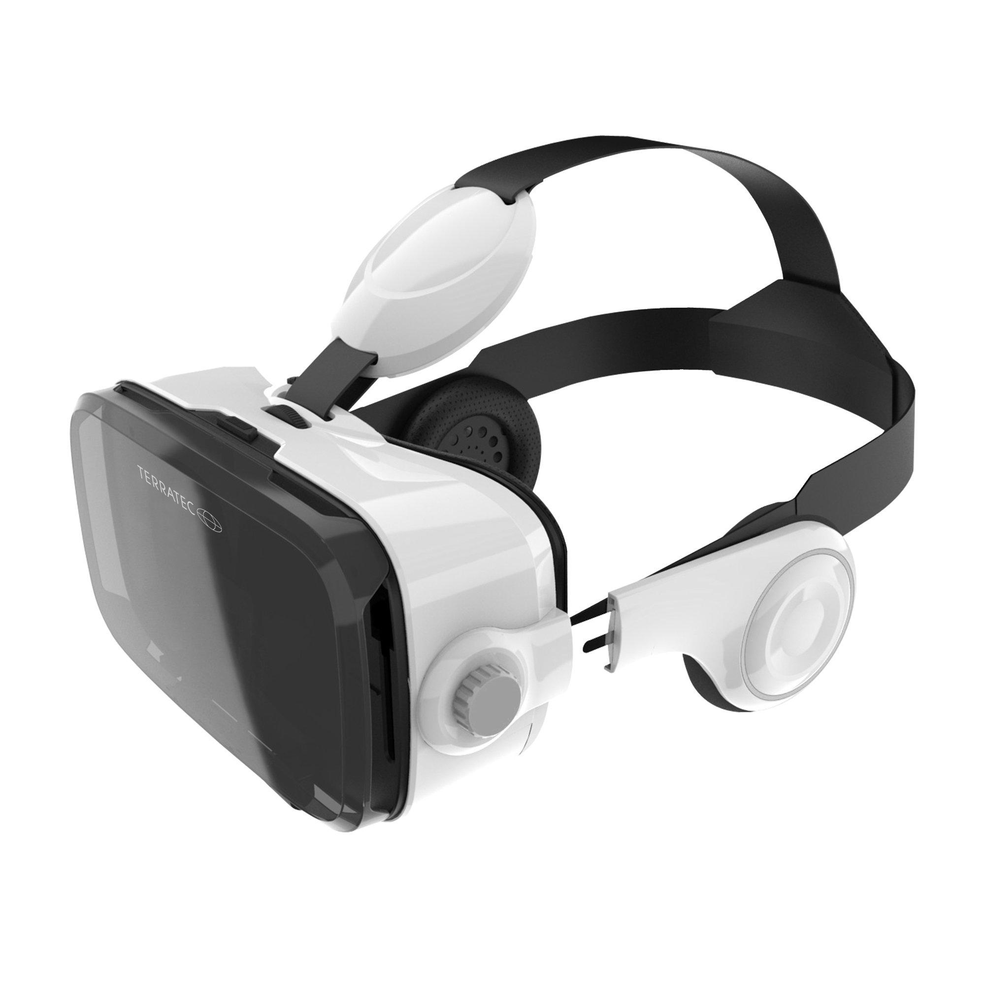 Terratec 218515 VR de 2 Audio, Virtual Reality 3D Gafas para ...