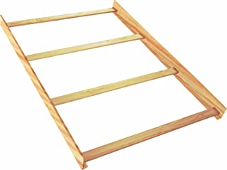 Full Size Conversion Kit Bed Rails for Baby Cache Montana Crib - Driftwood