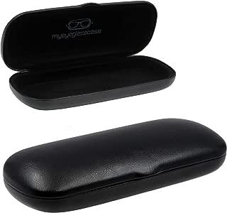 MyEyeglassCase Small Hard Eyeglass Case Kids Glasses case, Slim Eyeglass case