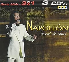 Napoleon, Despues de tanto