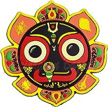 Jagannath Rubber Magnet- VRINDAVANBAZAAR.COM