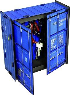 Werkhaus Boîte à clés conteneur Bleu