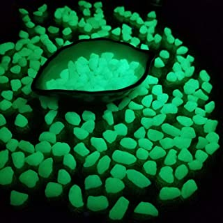 glow-in-the-dark stones