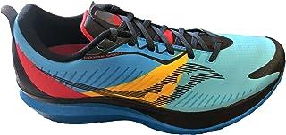 Saucony Endorphin Speed 02 Hardloopschoen voor op de weg voor Mannen RunShield Blauw Veelkleurig
