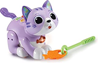 VTech My Playful Kitten, Educational Toy with 2 Modes, Baby Musical Toy with Songs, Phrases and Sound Effects, Cute Cat To...