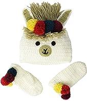 Llama Knit Set (Toddler)