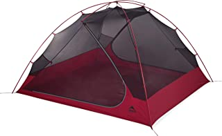MSR Zoic 1-Person Lightweight Mesh Backpacking Tent with Rainfly