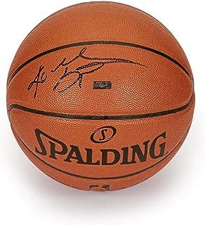 kobe bryant autographed basketball