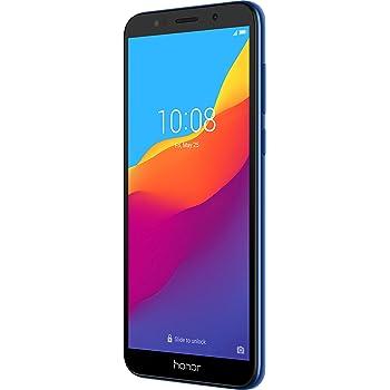"Honor 7S - Smartphone Android 8.1 (Pantalla FullView de 5,45"" 18:9, 4G, Cámara Trasera 13Mpx y Frontal 5Mpx, 2GB RAM, 16GB ROM, Quad Core, 3020 mAh), (Azul): Honor: Amazon.es: Electrónica"