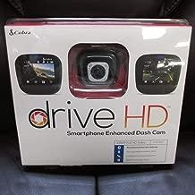 Cobra Drive HD Smartphone Enhanced Dash Cam CCDC4420 (Refurbished)