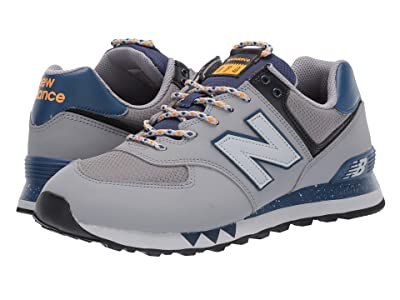 New Balance Classics ML574v2 (Steel/Moroccan Tile) Men