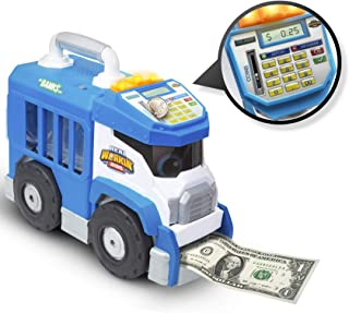 garbage truck coin bank