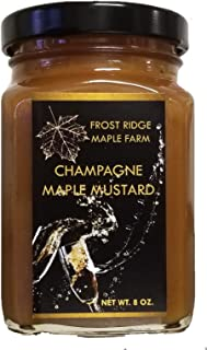 Best maine maple champagne mustard Reviews