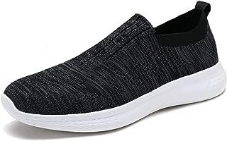 Bruno Marc Men's Slip On Walking Shoes Sneakers