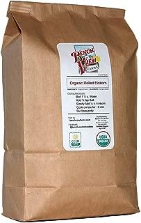 Organic Rolled Einkorn - 2lbs