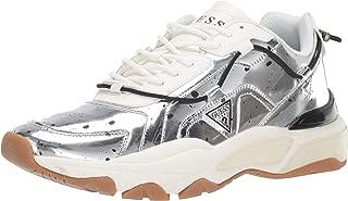 Men's Fintan Sneaker, Silver, 10