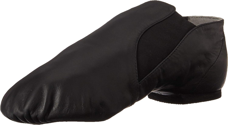 Bloch Dance Men's Elasta Bootie Leather Split High material Sole Max 45% OFF and J Elastic
