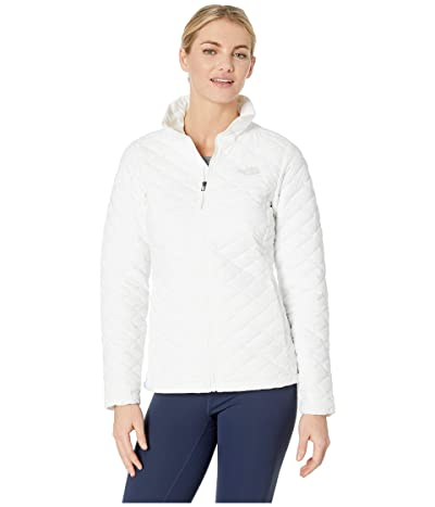 The North Face ThermoBalltm Jacket (TNF White Matte) Women