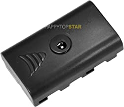 Dummy Battery 5.5mm 2.5mm AC Adapter Adaptor Power Case Shell for Sony NP-F970 F960 F770 F750 F550 for Video Photo LED Pad22 YN300 III Monitor